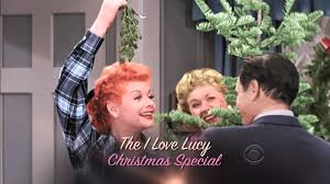i love lucy christmas special on cbs this friday youtube