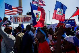 Haitian Flag Day Residents Of Haiti No Longer Eligible For Temporary Visas Time