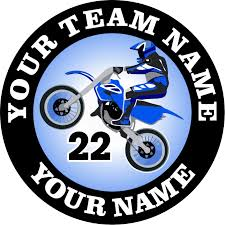 personalised motocross jersey customized motocross logo transfer iron on transfers heat transfers