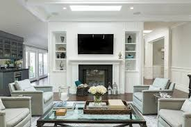 living room designs with fireplace and tv flat panel tv and fireplace next to built in bar cabinet