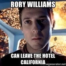 Rory Meme - rory williams meme generator