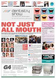 dentistry show pre show newspaper 2015 by closerstill media issuu