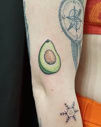 tattoo pictures color avocado color dotwork tattoo by shavypus on deviantart