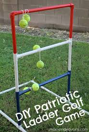 17 diy games for outdoor family fun ladder golf summer fun and golf