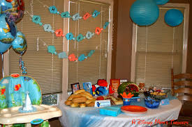 finding nemo 1st birthday party supplies party decorations