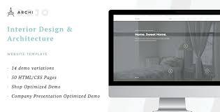 archidojo interior design u0026 architecture theme by themes