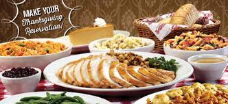 tell everyone this year s thanksgiving meal is at buca