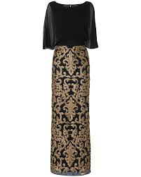 noto full length sequin dress a baroque dress perfect for the