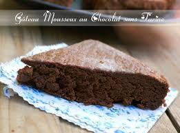 cuisine sans farine gâteau mousseux au chocolat sans farine amour de cuisine