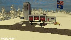 Map Me Home Woodmeadow Snow Map V 1 1 Mod For Farming Simulator 2015 15 Fs