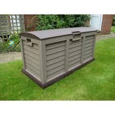 starplast large deck box garden storage from garden store direct uk