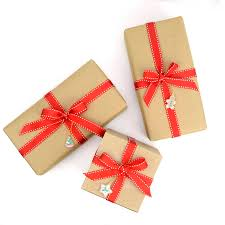 Gift Wrapping Accessories - christmas gingerbread gift wrap accessories by peach blossom