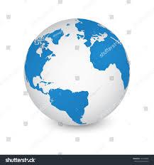 World Map Globe by World Map Globe Detail Vector Illustration Stock Vector 131466266