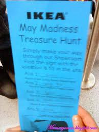 mummy nana free treasure hunt ice cream may bank holidays