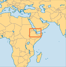 Malaysia On A Map Djibouti Operation World