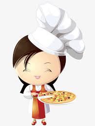 logo chef de cuisine ถ อของพ อคร วพ ซซ า แผนท เวกเตอร อาหาร พ ซซ า png และ vector