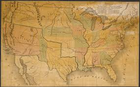 Map If Us Map Of The United States 1848 Humanities Texas