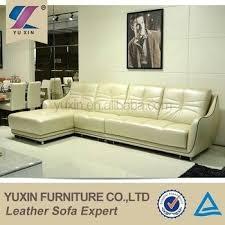 luxury leather sofa bed cream leather sofa exotic living room cream leather corner sofa