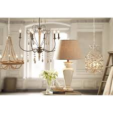 Wrought Iron Outdoor Chandelier Lamp Contemporary Candle Chandelier Non Electric For Beautiful