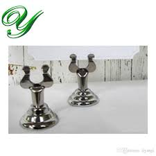wedding place card holders table number holder gold silver table