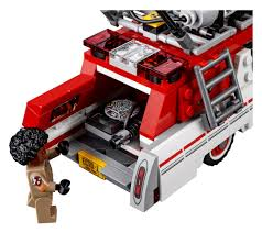 lego porsche minifig scale ghostbusters ecto 1 u0026 2 set by lego choice gear