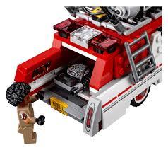 lego porsche minifig scale ghostbusters ecto 1 u0026 2 set by lego choice gear