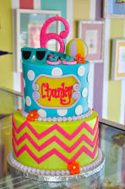 Birthday Cake Decoration Ideas At Home by Best 25 Pool Birthday Cakes Ideas On Pinterest Pool Party
