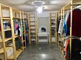 Furniture For Walk In Closet by Ana White Bedroom To Walkin Closet Diy Projects