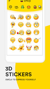 animated emoticons for android 3d animated emoji emoticons new emoji of 2018 apk