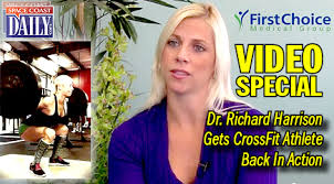 first choice medical group u0027s dr richard harrison gets crossfit