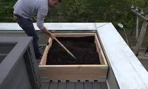 Backyard Planter Box Ideas Diy How To Make A Raised Bed Garden Planter Box 21 Diy Craft