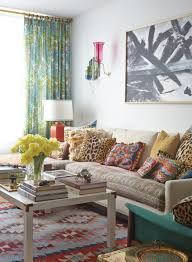 a colorful living room by eddie ross hanover avenue