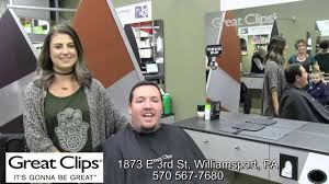 great clips in williamsport pa youtube