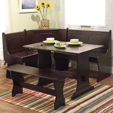Round Breakfast Nook Table Breakfast Nook Table To Complete Your - Kitchen nook table