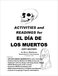 day of the dead teacher u0027s discovery