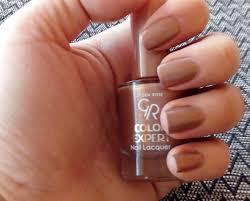 light brown nail polish golden rose nail polish review sharing my experience