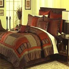 Wine Colored Bedding Sets Orange And Green Comforter Sets Mizone Pipeline Set Olive