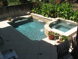 small pools and spas swimming pools with attached spas by york pictures amazing backyard