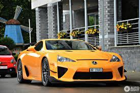 xe lexus coupe bắt gặp siêu xe hiếm lexus lfa nurburgring edition trên phố