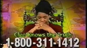 Miss Cleo Meme - miss cleo dies in south florida at 53