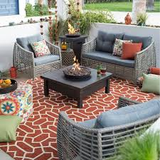 Patio Tables With Fire Pit Best 25 Fire Pit Patio Set Ideas On Pinterest Fire Pit Sets