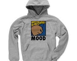 Meme Hoodie - funny meme hoodie etsy