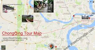 Chongqing China Map by Chongqing Tour Map China Chengdu Panda Holding Chengdu Panda