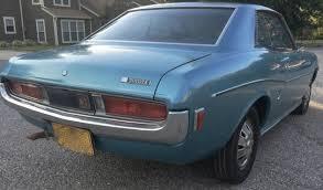 toyota celica coupe 1st generation liftback 1972 toyota celica