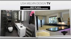 contemporary kitchens modern bathrooms the best of 2013 youtube