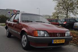 used opel rekord cars netherlands