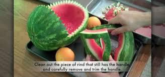 how to make a beautiful fruit basket fruit wonderhowto
