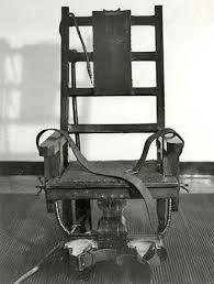 execution chaise electrique chaise electrique prison de sing sing execution sing