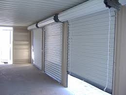 Overhead Roll Up Door Types Of Garage Doors Rbs