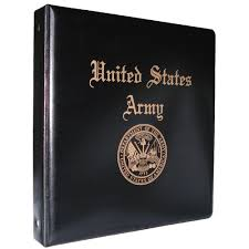 army photo album fondestmemories scrapbook